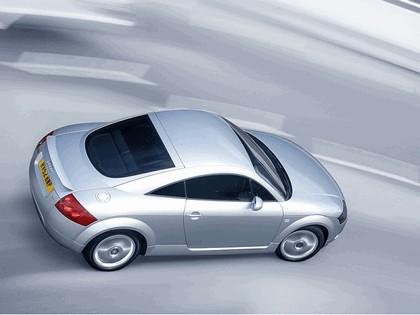 2003 Audi TT coupé quattro 1