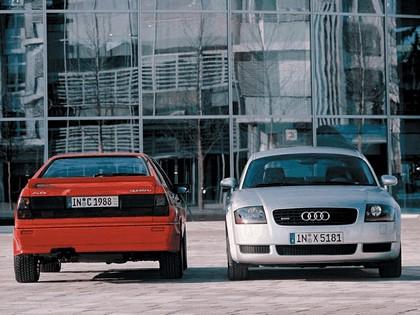2003 Audi TT coupé quattro 2