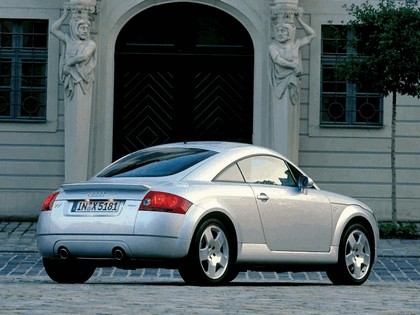 2003 Audi TT coupé quattro 5