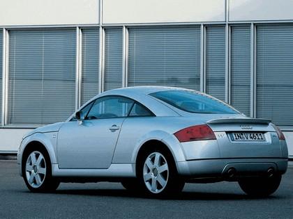2003 Audi TT coupé quattro 10