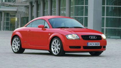 2003 Audi TT coupé quattro 7