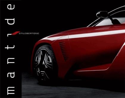 2009 Bertone Mantide ( based on Chevrolet Corvette C6 ZR1 ) 1