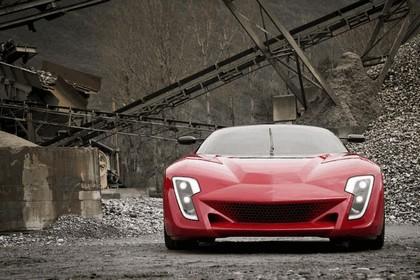 2009 Bertone Mantide ( based on Chevrolet Corvette C6 ZR1 ) 10