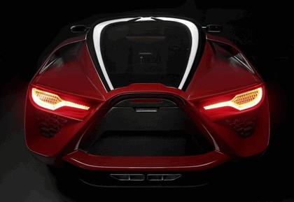 2009 Bertone Mantide ( based on Chevrolet Corvette C6 ZR1 ) 14