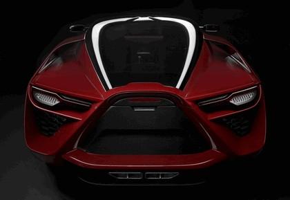 2009 Bertone Mantide ( based on Chevrolet Corvette C6 ZR1 ) 15