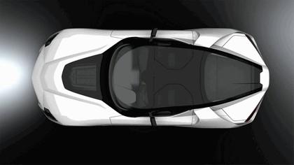2009 Bertone Mantide ( based on Chevrolet Corvette C6 ZR1 ) 16