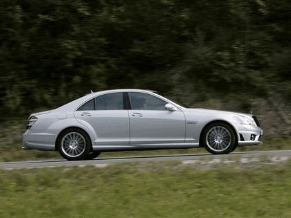 2009 Mercedes-Benz S63 AMG 1