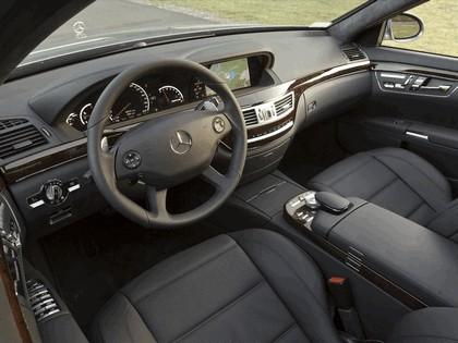 2009 Mercedes-Benz S63 AMG 10
