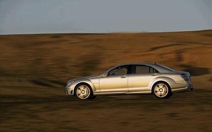 2009 Mercedes-Benz S65 AMG 20