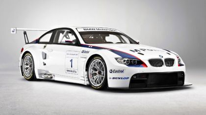 2009 BMW M3 coupé ( E92 ) GT2 race car 5