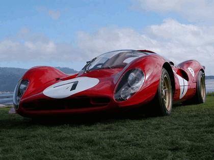 1967 Ferrari 330 P4 6