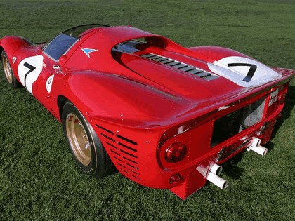 1967 Ferrari 330 P4 8