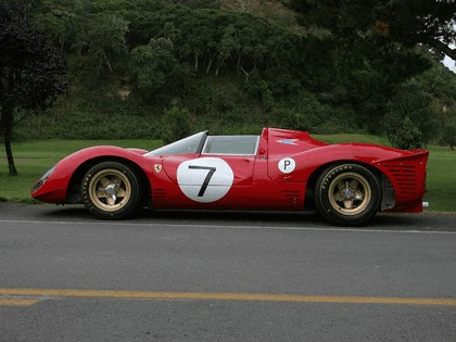 1967 Ferrari 330 P4 16