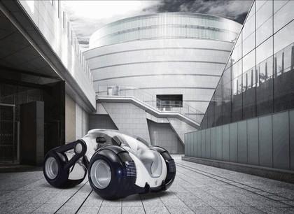 2009 Peugeot RD concept 2