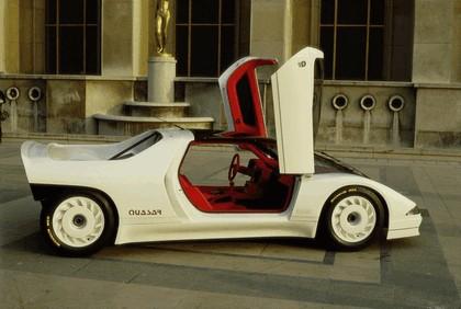 1984 Peugeot Quasar concept 3