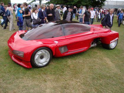 1986 Peugeot Proxima concept 5