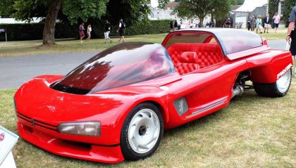 1986 Peugeot Proxima concept 6