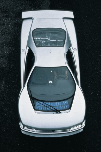 1986 Peugeot Oxia concept 3