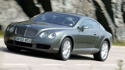2003 Bentley Continental GT 1