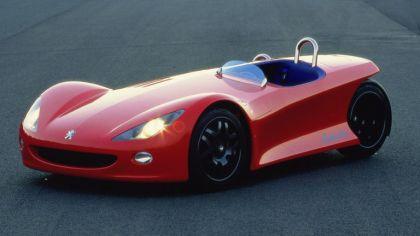 1996 Peugeot Asphalte concept 2