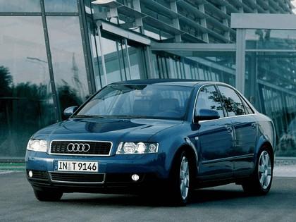 2000 Audi A4 sedan 1