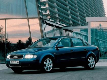 2000 Audi A4 sedan 2