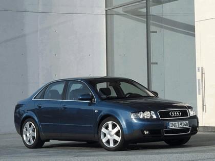 2000 Audi A4 sedan 4
