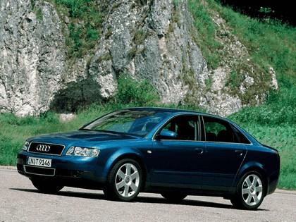 2000 Audi A4 sedan 7