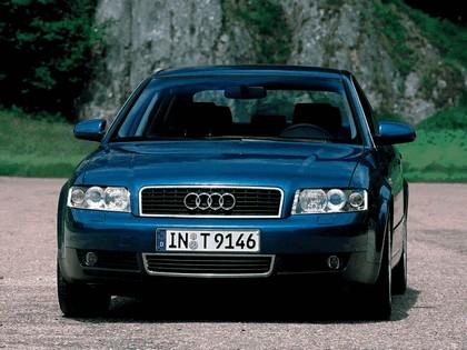 2000 Audi A4 sedan 8