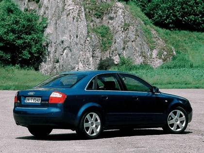 2000 Audi A4 sedan 9