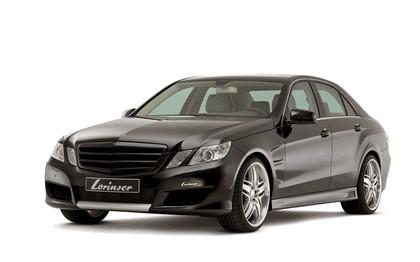 2009 Mercedes-Benz E500 by Lorinser 1