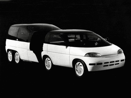 1989 Plymouth Voyager III concept 2