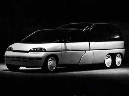 1989 Plymouth Voyager III concept 4