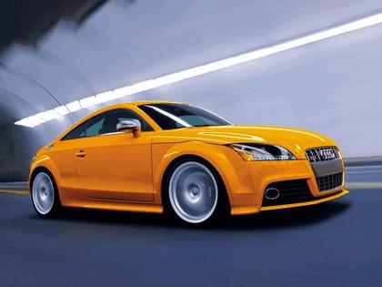 2008 Audi TTS coupé - USA version 1