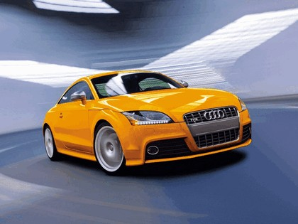 2008 Audi TTS coupé - USA version 2