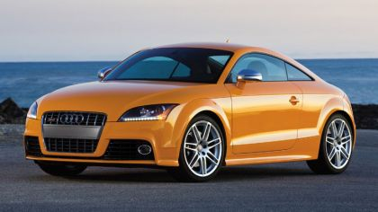 2008 Audi TTS coupé - USA version 7