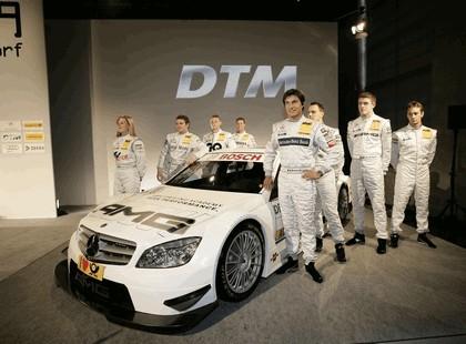 2009 Mercedes-Benz DTM Presentation in Düsseldorf 6