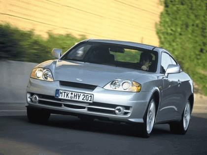 2002 Hyundai Coupe 5