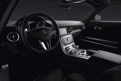 2009 Mercedes-Benz SLS AMG - interior 1