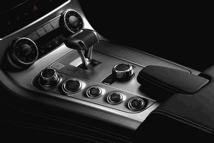 2009 Mercedes-Benz SLS AMG - interior 2