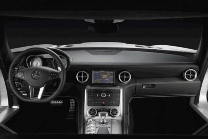 2009 Mercedes-Benz SLS AMG - interior 3