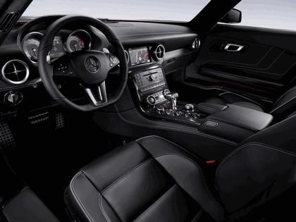 2009 Mercedes-Benz SLS AMG - interior 5