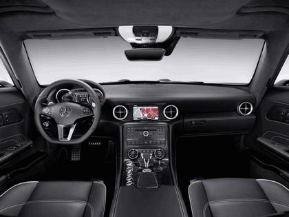 2009 Mercedes-Benz SLS AMG - interior 6