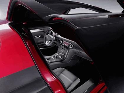 2009 Mercedes-Benz SLS AMG - interior 8