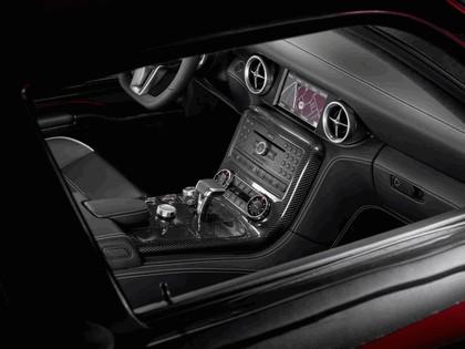 2009 Mercedes-Benz SLS AMG - interior 9