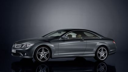 2009 Mercedes-Benz CL500  - Anniversary edition - 100 years of the trademark 3