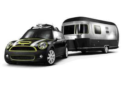 2009 Mini Clubman and Airstrem concept 1