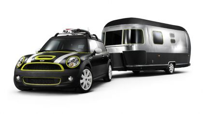 2009 Mini Clubman and Airstrem concept 2