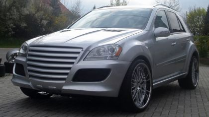 2006 ASMA Design Gladiator II ( based on Mercedes-Benz ML W164 ) 2