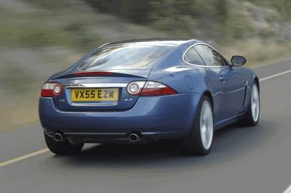 2009 Jaguar XK coupé 3
